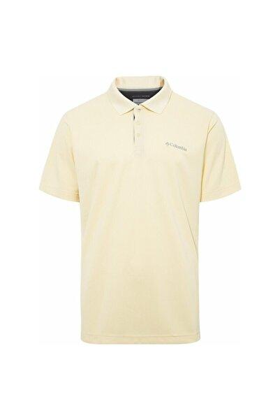 Columbia Utilizer Erkek Pembe Polo Tişört