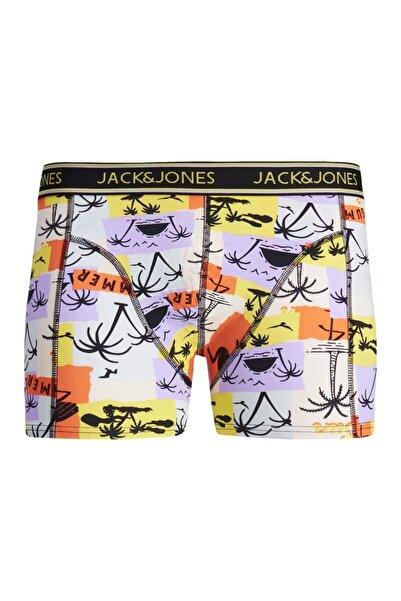 Jack & Jones Jack Jones Summer Paper Trunks Sts Erkek Mor Boxer 12185405-19