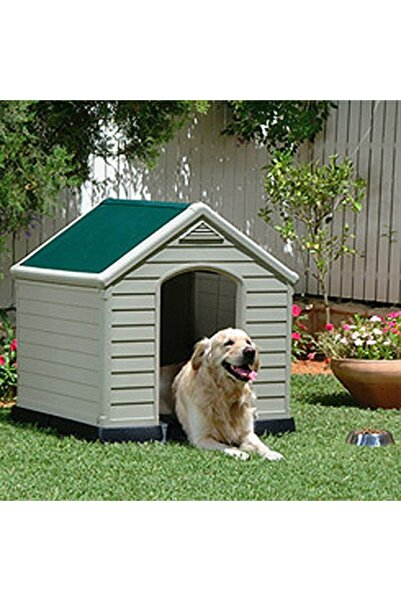 Keter Köpek Kulübesi Köpek Kulübesi Geniş Iç Hacmi Ve Bakım Gerektirmezen