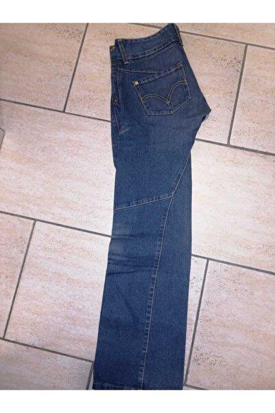 Levi's Kadın Lacivert Jeans Pantolon
