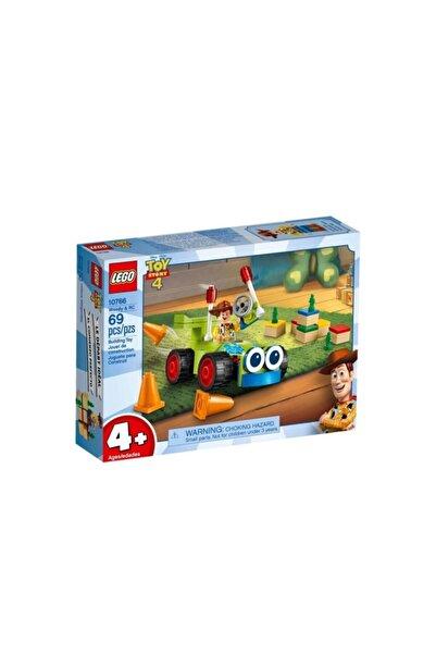LEGO 10766 Disney Pixar Toy Story 4 Woody Ve Rc 10766