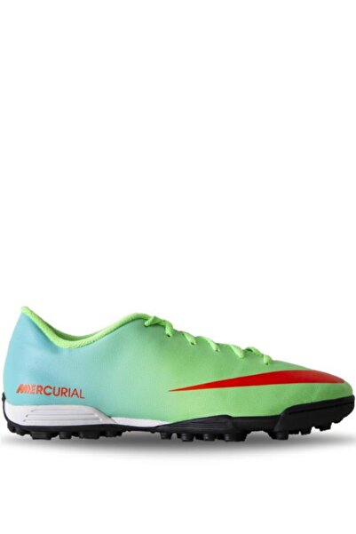 Nike Jr Mercurial Vortex Tf Halı Saha Yeşil-mavi (573875-380)