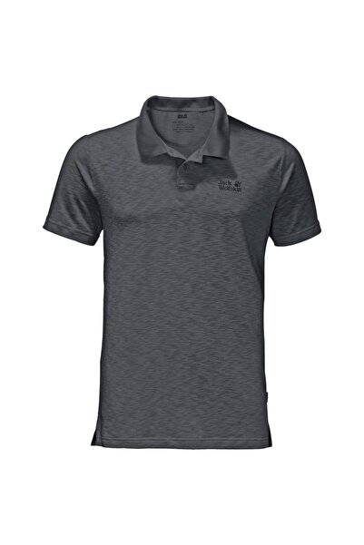 Jack Wolfskin Travel Polo Men Erkek T-shirt - 1804542-6116