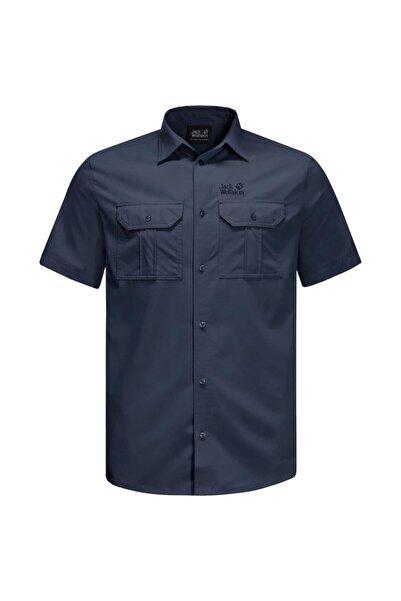 Jack Wolfskin Kwando River Shirt Erkek Gömlek - 1403181-1010