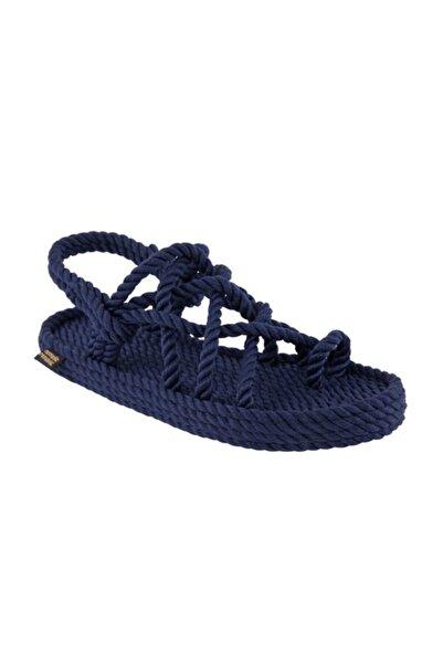 Nomadic Republic Nomadic Erkek Halat Sandalet - Lacivert