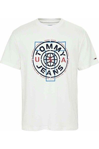 Tommy Hilfiger Erkek Tj Circle Logo T-shirt