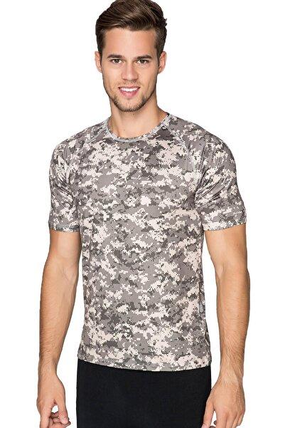 THERMOFORM Erkek Termal T-shirt Krem (Hzt1805-krm)