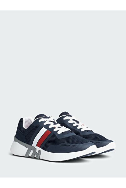 Tommy Hilfiger Erkek Th Lightweight Corporate Runner