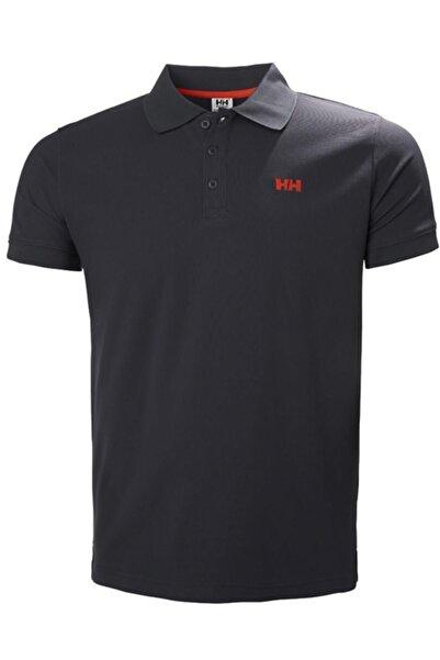 Helly Hansen Driftline Erkek Polo T-shirt Graphite Blue