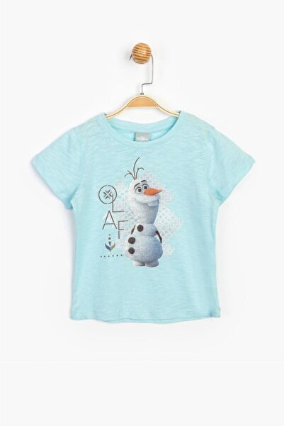 Frozen Disney Çocuk Tişört 15615 Cfr15615-20y1