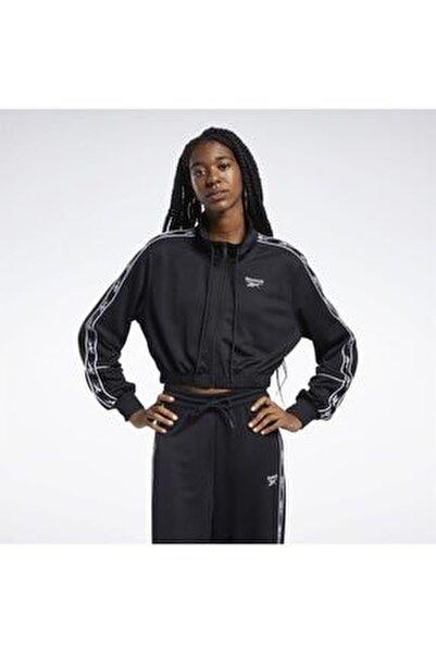 Poly Taped Tracktop Kadın Sweatshirt