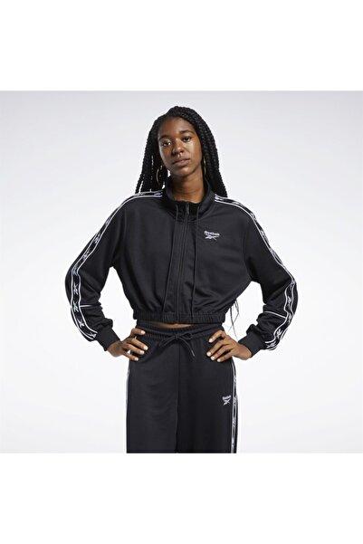 Reebok Poly Taped Tracktop Kadın Sweatshirt