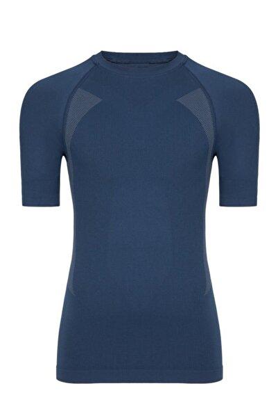 THERMOFORM Extreme Erkek Polipropilen Seamless Termal T-shirt Lacivert (Hzt14024-lvc)