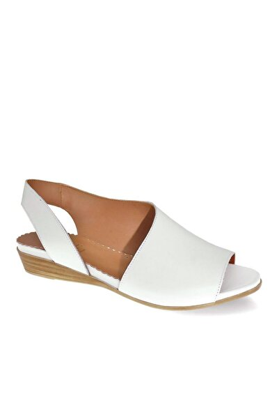 Stella 214 Kadın Deri Sandalet