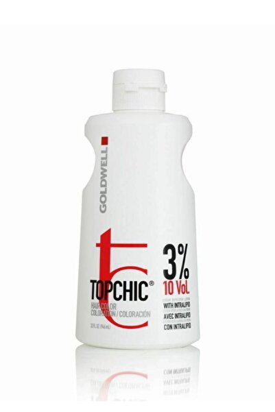GOLDWELL Topchic Oksidan Krem %3 10 Vol 1000 ml