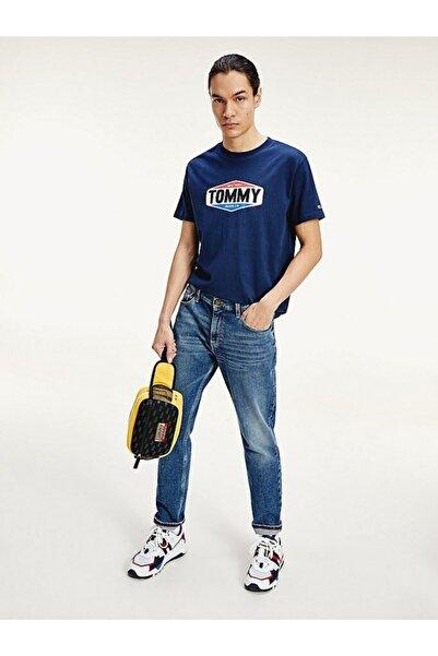 Tommy Hilfiger Erkek Tj Tommy Logo Baskılı T-shirt