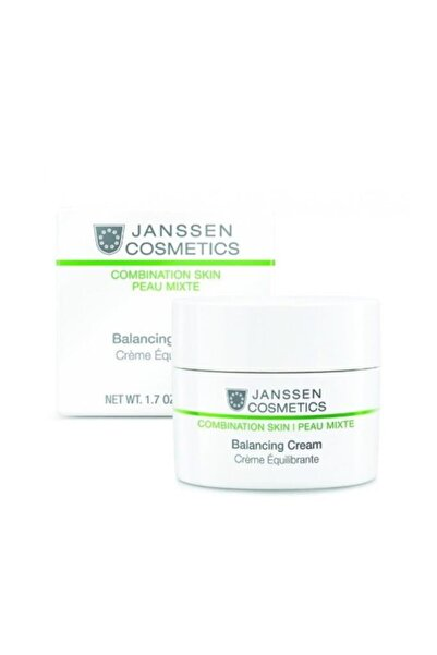 Janssen Cosmetics Balancing Karma Cilt Dengeleyici Bakım Kremi 50 ml