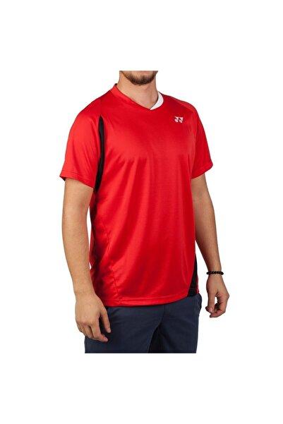YONEX Erkek Kırmızı Tshirt 10177