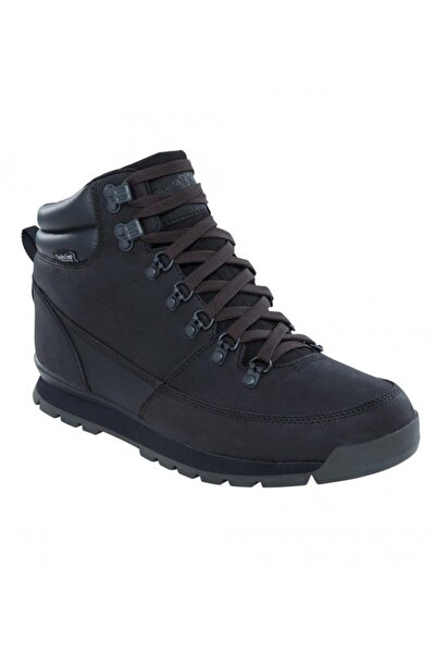 THE NORTH FACE Back To Berkeley Redux Leather Erkek Bot - T0cdl0kx8