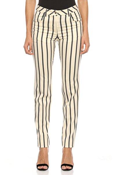 Jean Paul Gaultier Desenli Pantolon