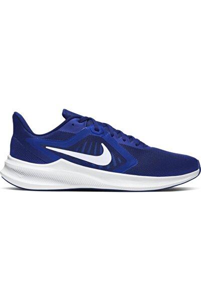 Nike Downshifter 10 Erkek Mavi Koşu Ayakkabısı Cı9981-401