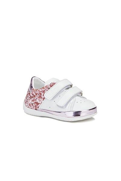 Vicco Dalton Kız Ilk Adım Beyaz/pembe Günlük Ayakkabı