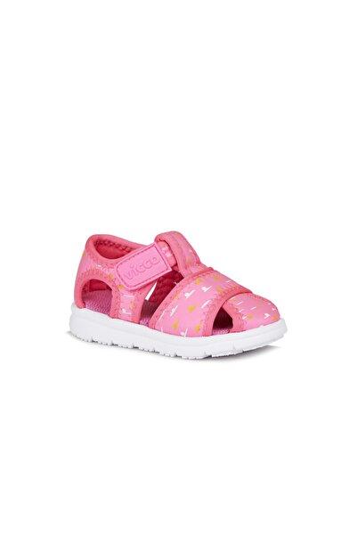 Vicco Bumba Kız Bebe Fuşya Sandalet