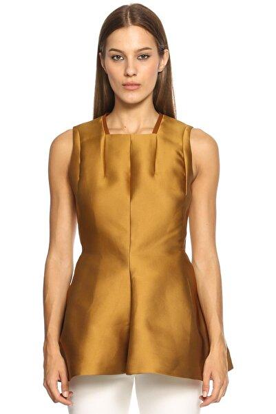Lanvin Sarı Bluz