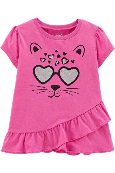 Carter's Küçük Kız Çocuk Tshirt - Pw