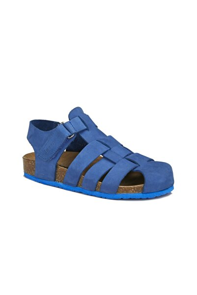 Vicco Arena Erkek Çocuk Saks Mavi Sandalet