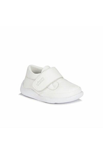 Vicco Shot Unisex Ilk Adım Beyaz Günlük Ayakkabı