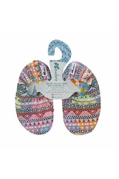 Newborn Aqua Çocuk Kaydırmaz Ayakkabı Africa