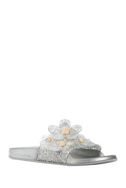 Marc Jacobs Gümüş Rengi Terlik
