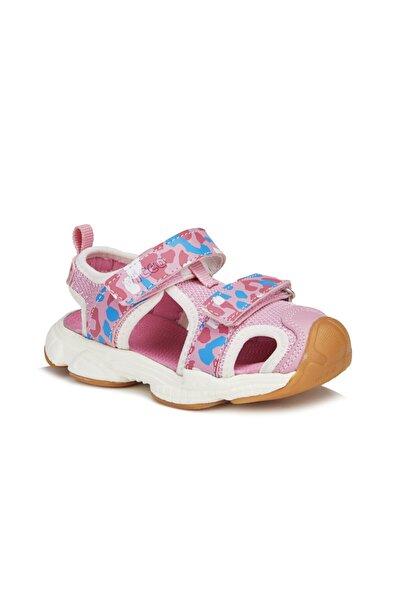 Vicco Leo Kız Çocuk Pembe Sandalet