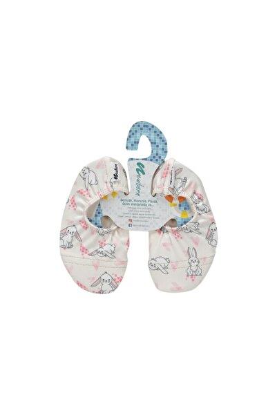Newborn Aqua Çocuk Kaydırmaz Ayakkabı Rabbıts