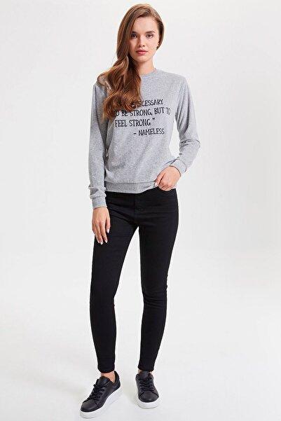 Loft Natalie Denim Skinny Fit Kadın Pantolon Lf2015705