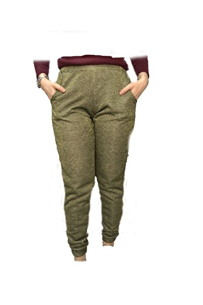 Moda Marks Bayan Paçası Lastikli Jogger Pantolon