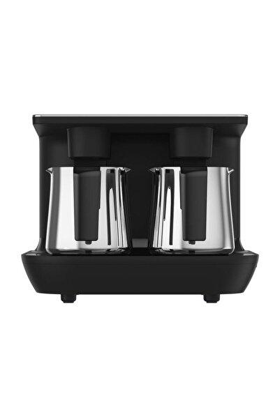 Arçelik Tkm 9961 S Siyah Çelik Ikili Türk Kahve Makinesi