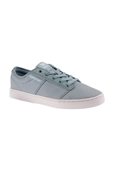 Supra Kadın Mavi  Sneaker Sw45008 Womens Stacks Iı Sterlıng Blue Whıte