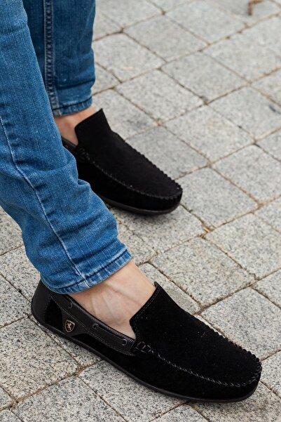 MUGGO Siyah Erkek Casual Ayakkabı DPRMGM3474001