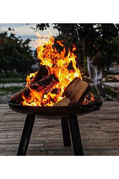 Snc Wood Ateş Kazanı Ateş Çukuru Mangal Şömine Bahçe Isıtma Kamp Yazlık Bahçe Şöminesi Soba Ateşlik