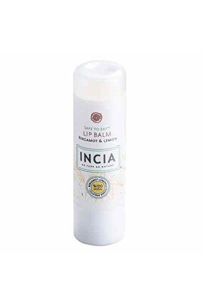 Incia Doğal Bergamot & Limonlu Dudak Besleyici 6 gr