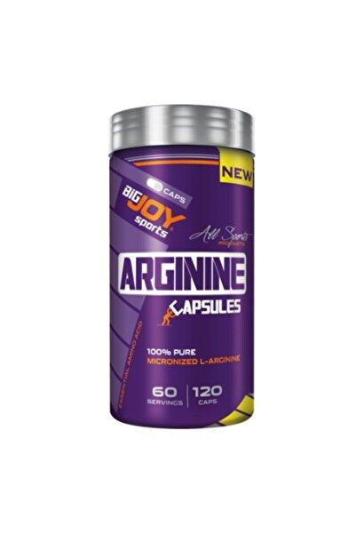 Big Joy Bigjoy Sports Arginine 120 Bitkisel Kapsül