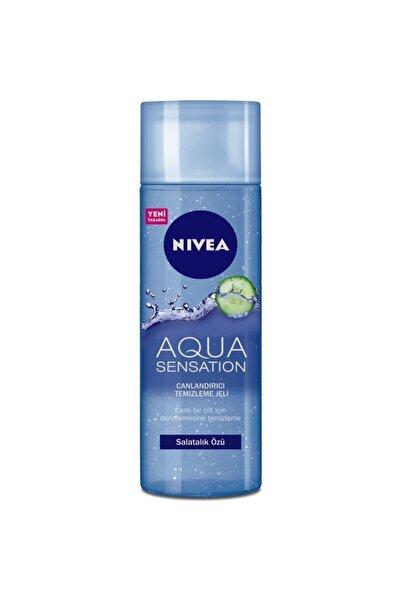 Nivea Salatalik Özlü Aqua Sensation Canlandirici Temizleme Jeli 2 Adet