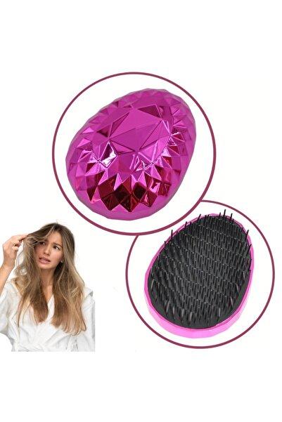 rennway Buffer Neon Düzleştirici Tarak Geniş AralıklıFırçalı Saç Düzleştirici