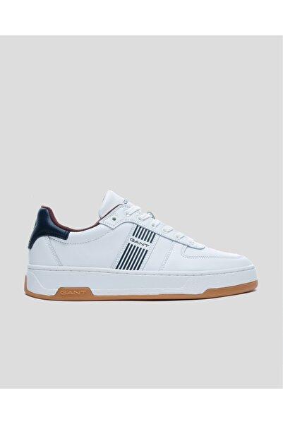 Gant Erkek Beyaz Deri Ayakkabı