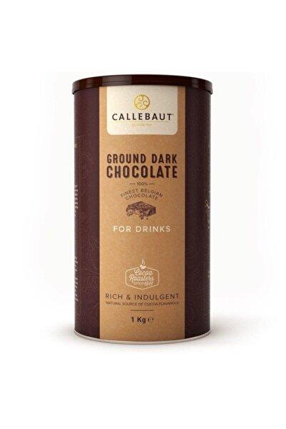 Callebaut Bitter Sıcak Çikolata