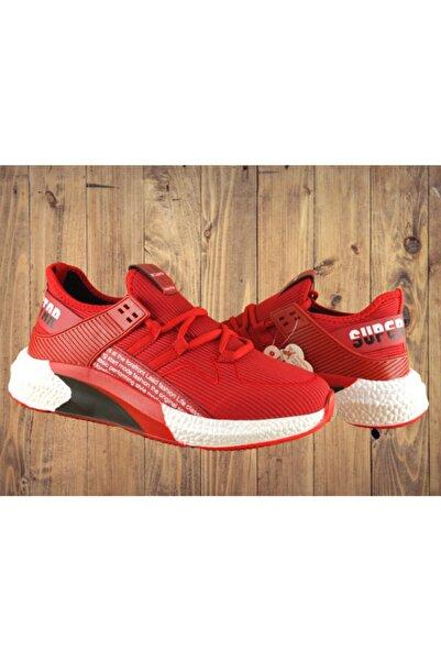 Marco Jamper Erkek Kırmızı Taban Spor Ayakkabı