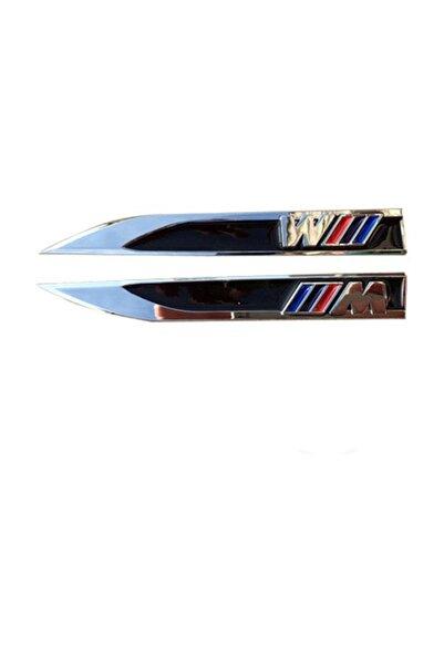 Şanlı Tuning Bmw M Logo Çamurluk Bıçağı M Çamurluk Logosu Çamurluk Bıçağı