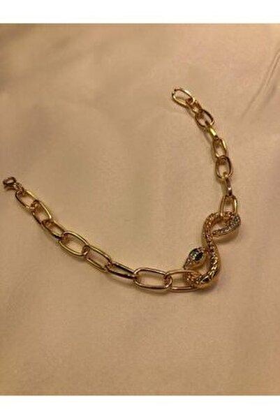 Tiffany Çelik Bileklik